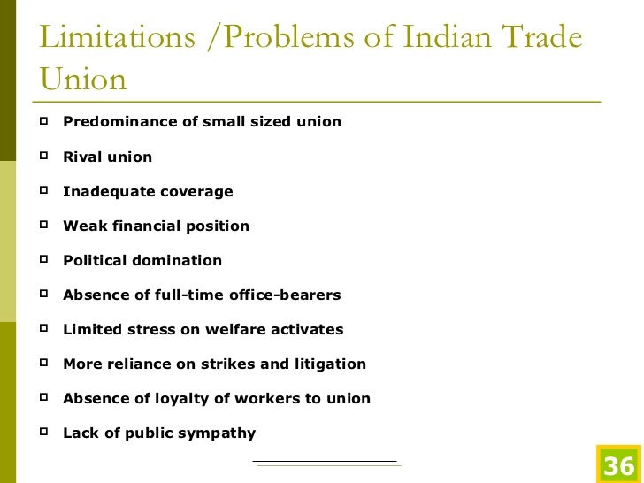 Growth of India's Trade Union Movement: 4 Phases