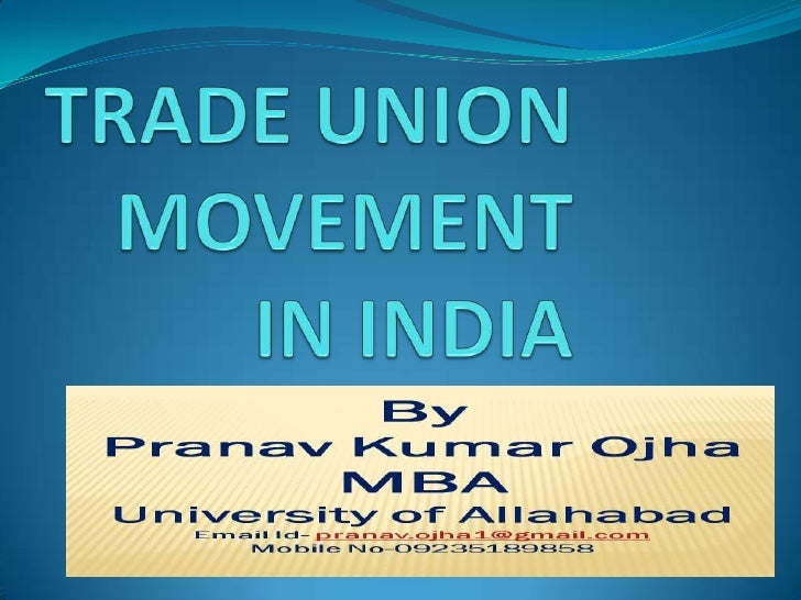 Summary of presentation   What is trade union?   Characteristics of trade union   History of trade union   Why do empl...