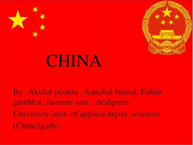 By -Akshat poonia , Aanchal bansal, Eshan gambhir, Jasmine sahi , Arshpreet University instt. of applied mgmt. sciences (C...