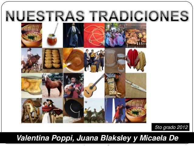 Tradiciones Argentinas[1]