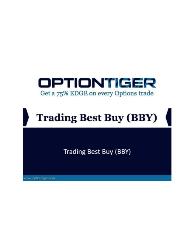 Trading Best Buy (BBY) Best Buy (BBY) got hammered yesterday after guiding lower on its store sales during the holiday sea...
