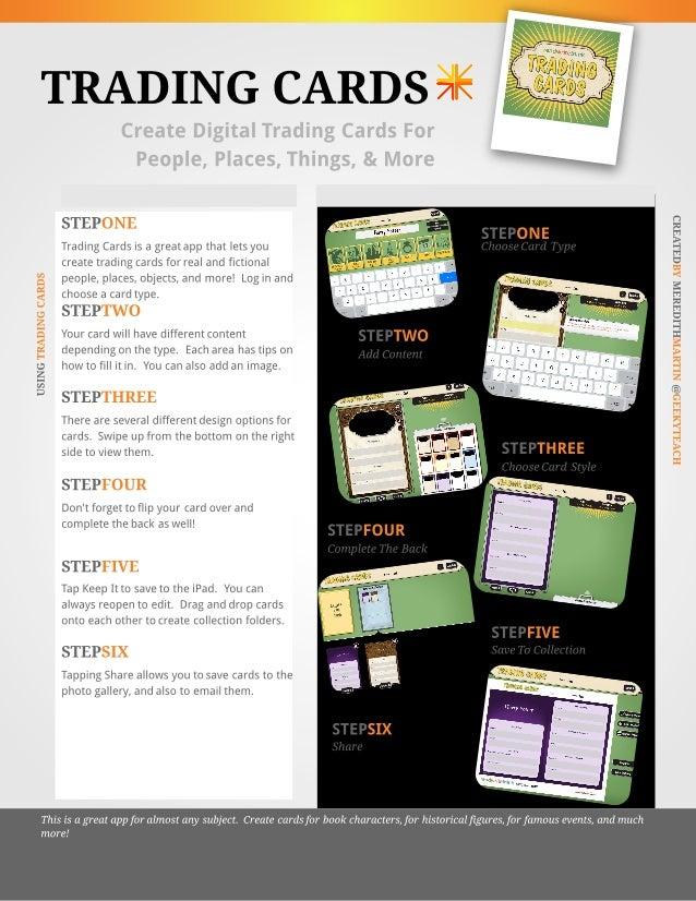 Trading Cards App Tutorial