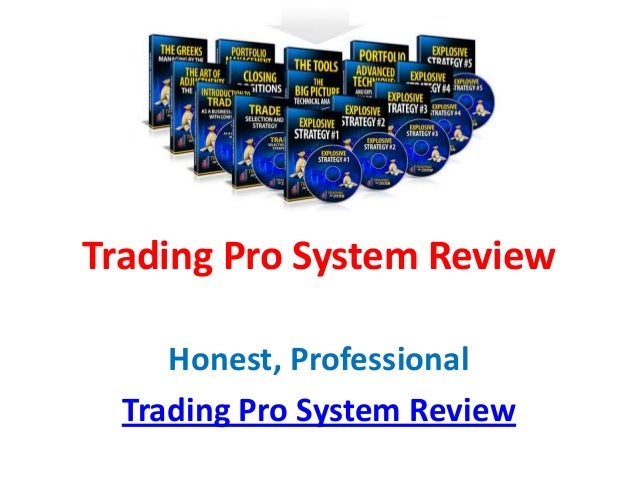 Trading strategy reviews