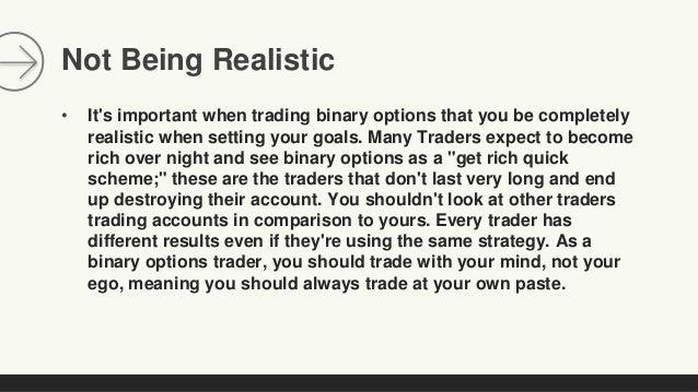 Top 10 binary trading platforms work