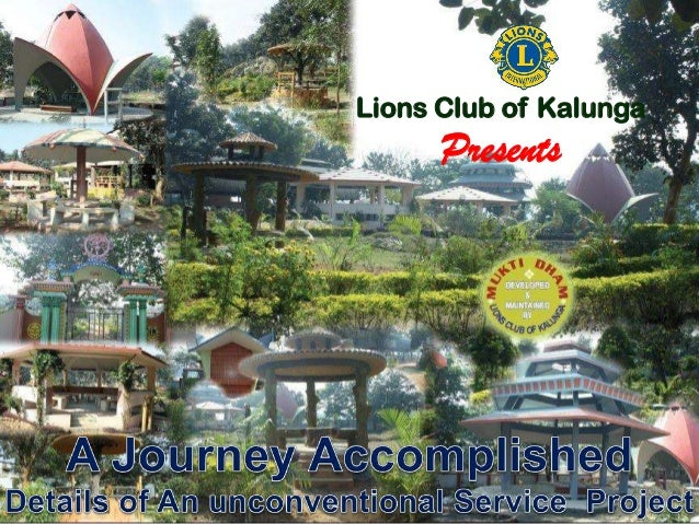 Lions Club of Kalunga      Presents