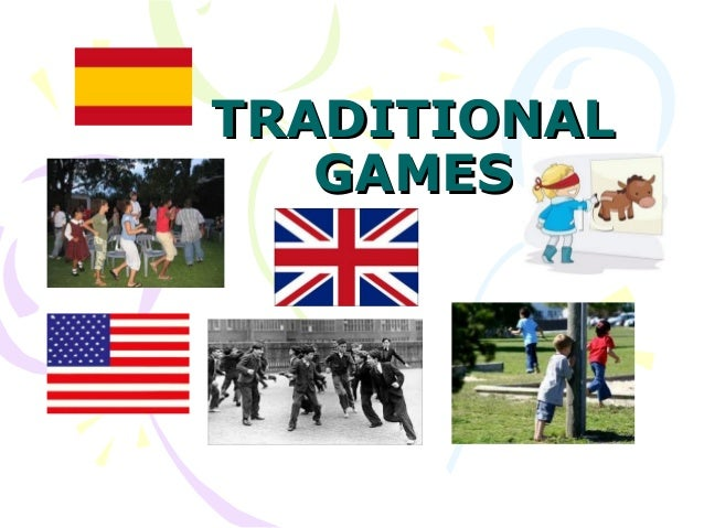 Traditional english games