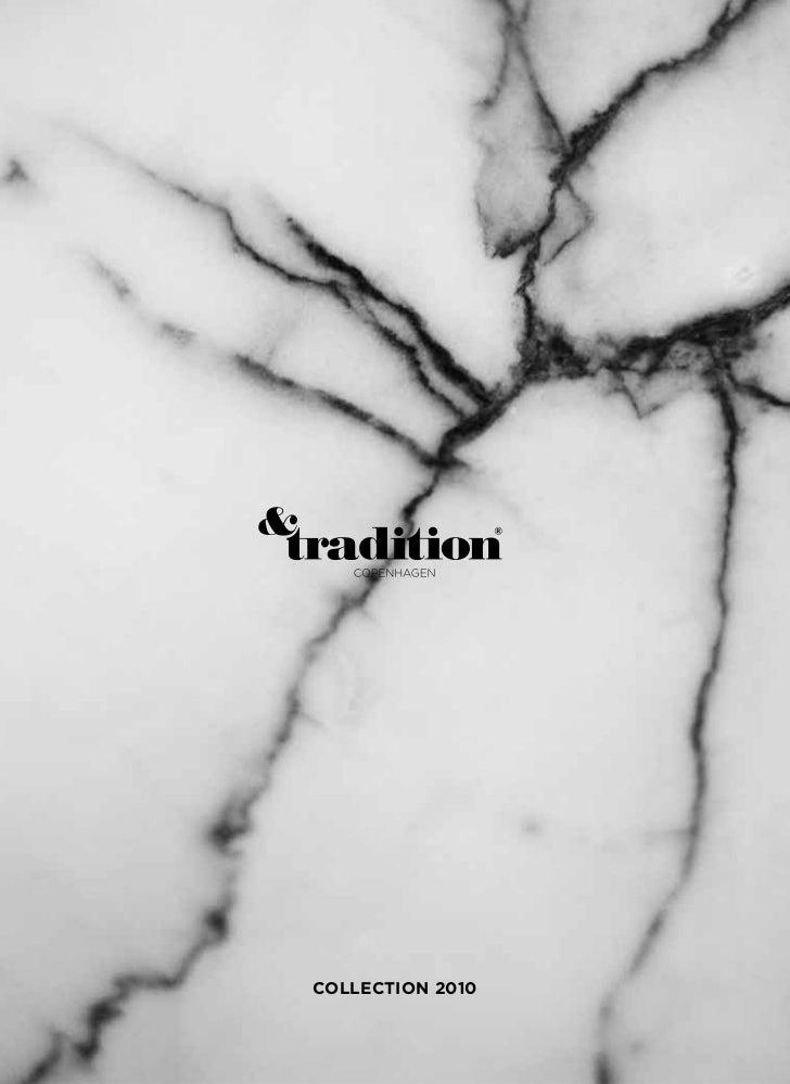 &Tradition brand catalogue קטלוג אנד טרדישן