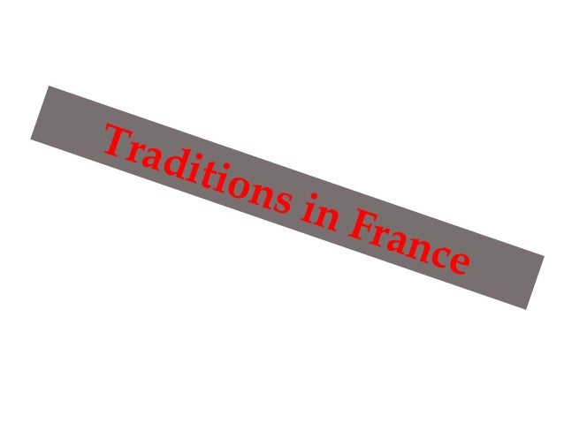 Traditions.ppt