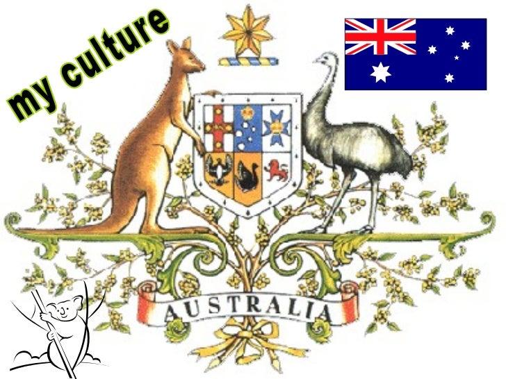 my culture.