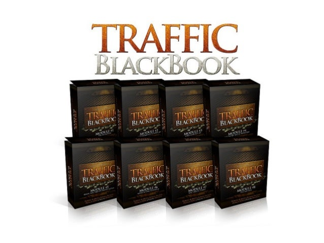 Traffic Blackbook Review:Is It Just Another Waste OfMoney?