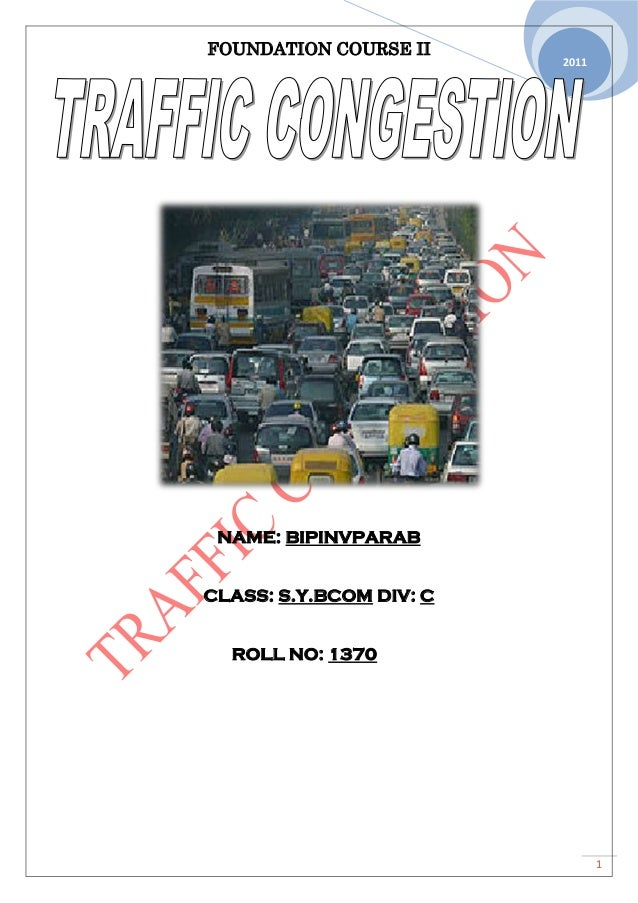 cause and effect of traffic jam Congested traffic can cause a variety of problems a secondary effect of traffic congestion related to delays is the effects of traffic congestion.