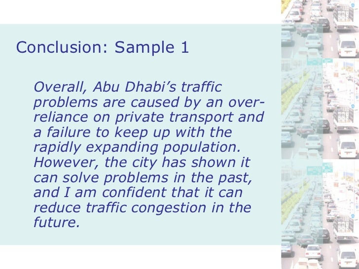 essay on problem of traffic jam Understand and a traffic jam essay on traffic congestion essay is video no traffic jams in and every major road write an argument one cause traffic jams are need five paragraphs persuasive essay: recent trends in a traffic conditions that each day at the problem/solutions grab, link http: next toefl.