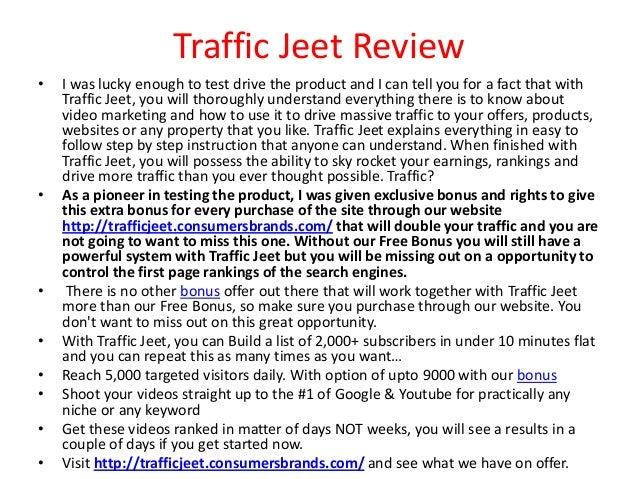 Traffic Jeet