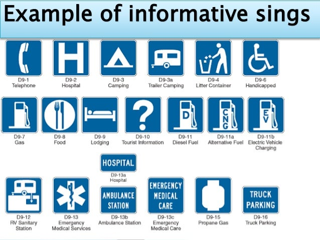 road signs in the philippines and its meanings pdf