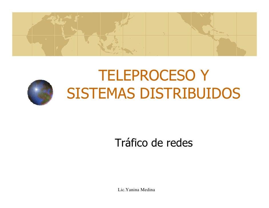 Trafico Redes