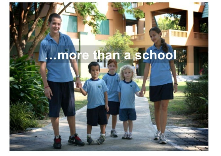 …more than a schoolThree-Generation Community for          Learning