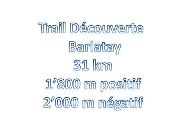 TRACE GARMIN  OREGON 600  Secteur Diablerets/Marnèche  Chef du secteur 1 : Grégoire Tanniger  Ravitaillement 2  La Marnèch...