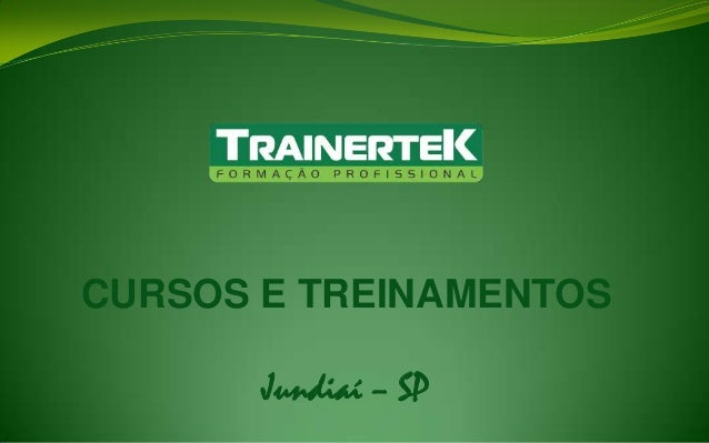 Trainertek Jundiaí Empresas