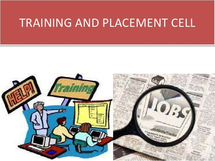TRAINING AND PLACEMENT CELL<br />