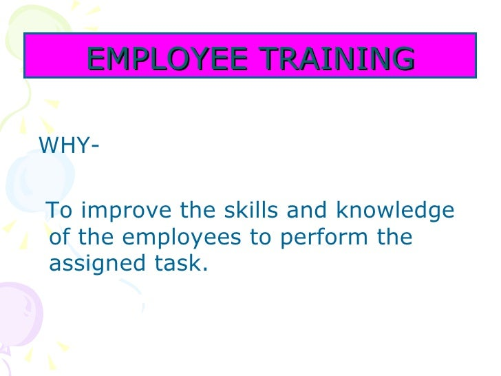 research papers training to employees Research whitepaper  raising the bar on performance management in today's workplace,  training and development decisions.