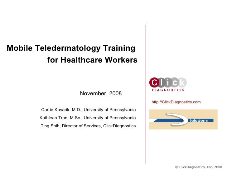 Training for Health Worker
