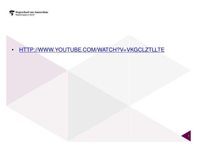• HTTP://WWW.YOUTUBE.COM/WATCH?V=VKGCLZTLLTE                                               1
