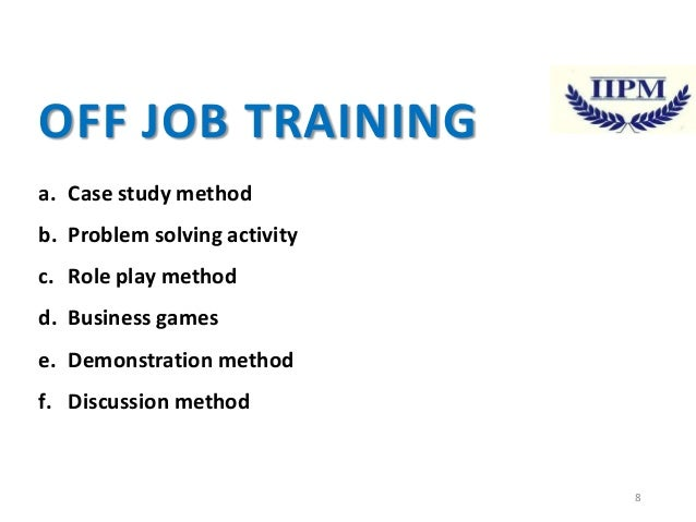 study on training and development in A first line management course for people responsible for staff training  plan to  spend 7-10 hours per course each week on your studies, starting week 1.