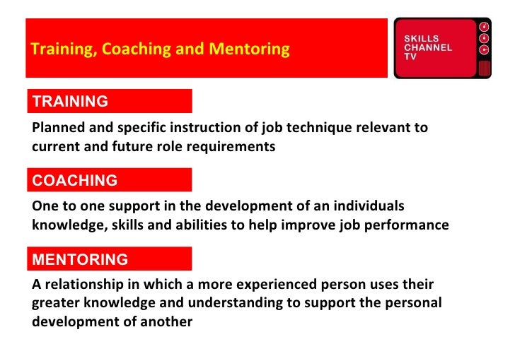coaching and mentoring strategies management essay Supervising or coaching — what's the difference  ing and mentoring are buzzwords in the  ing your coaching strategies.