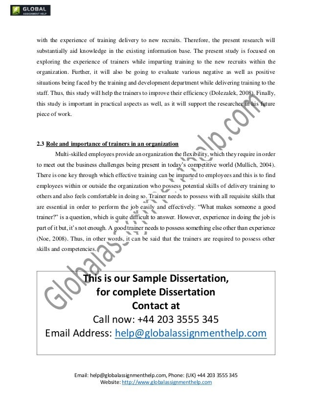 How to format a research paper
