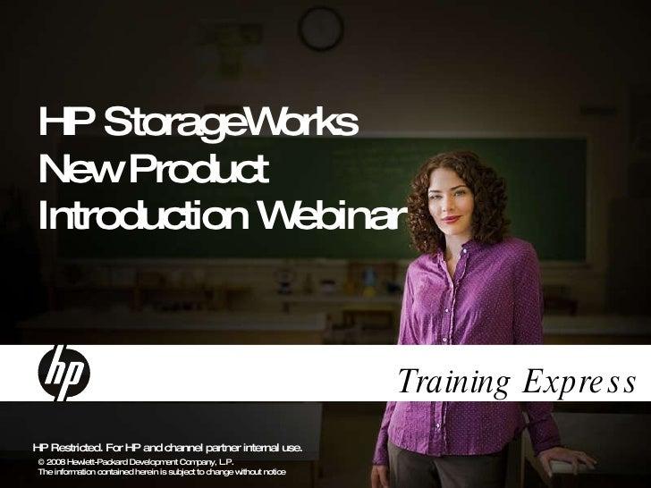 HP StorageWorks
