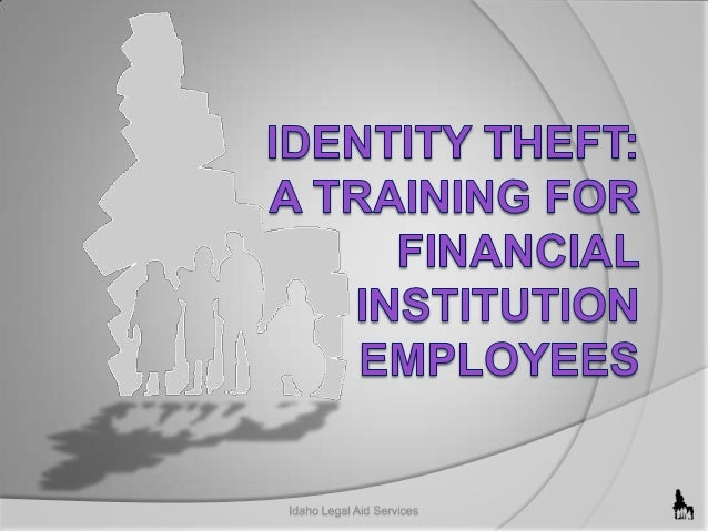 To find out more about the national network of Coalitions, visit: www.identitytheftnetwork.org