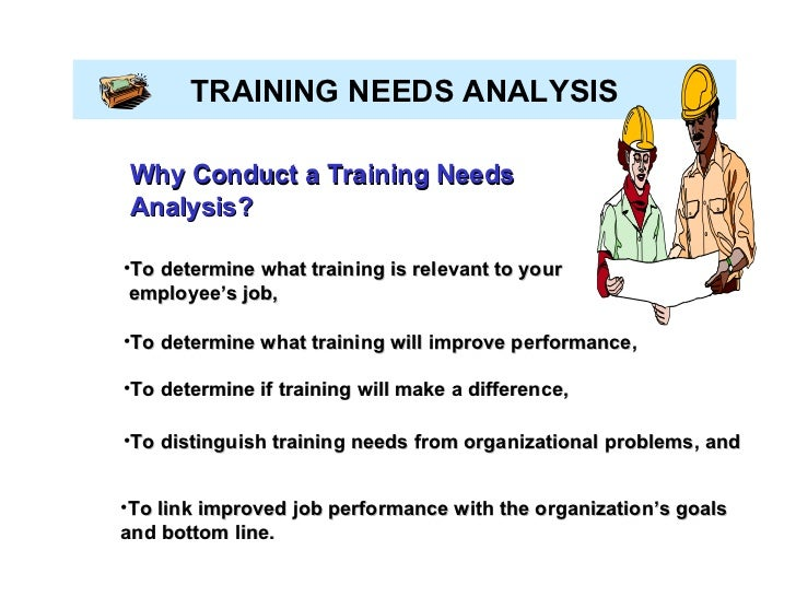 How to conduct a job analysis
