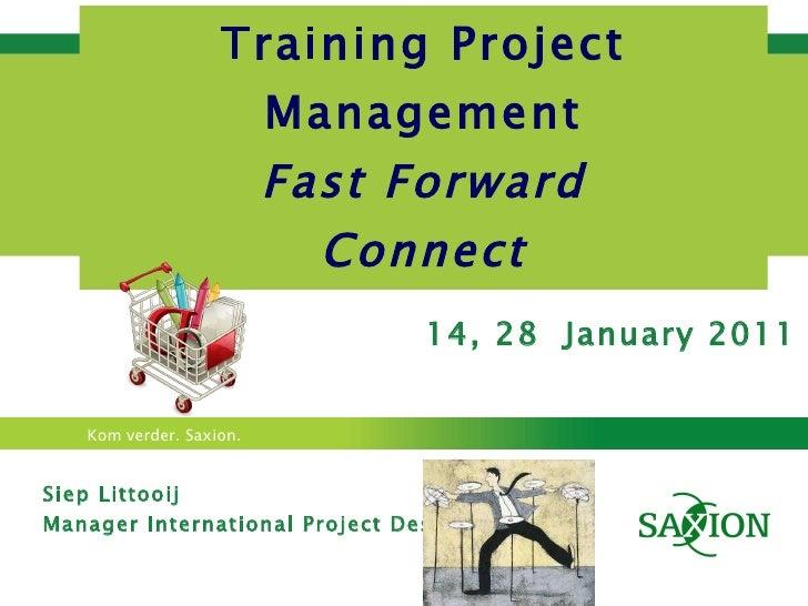Training pm jan 11 part a