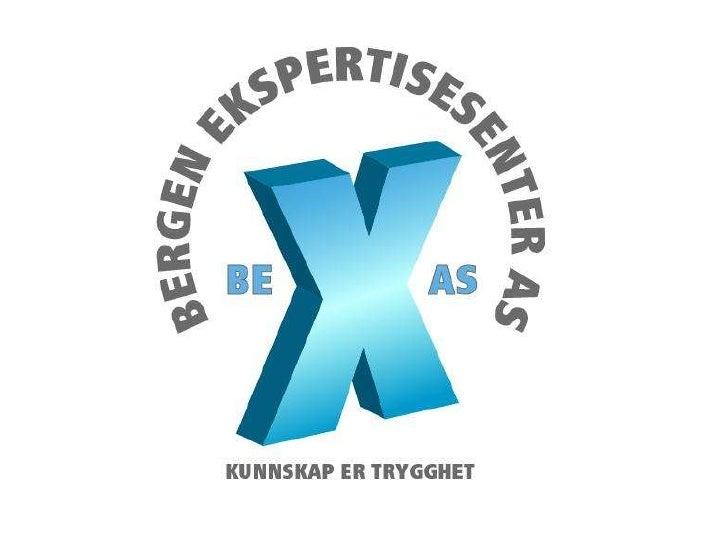 Trainingportal fagseminar gasslekkasjer 12juni2012 ts bergen ekspertisesenter