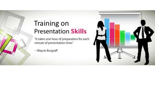 Business presentation skill