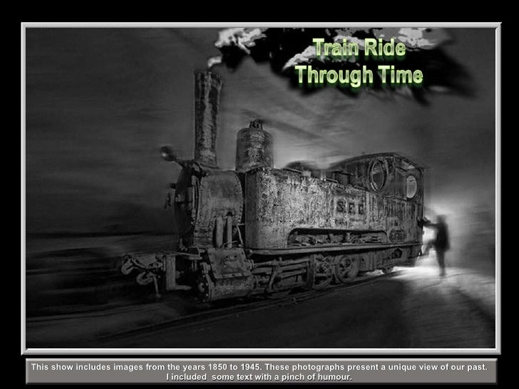 This show includes images from the years 1850 to 1945. These photographs present a unique view of our past.  I included  s...