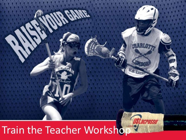 Train the Teacher Workshop