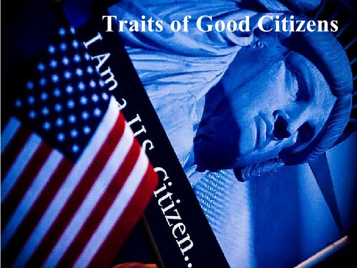 essay on responsibility of a good citizen