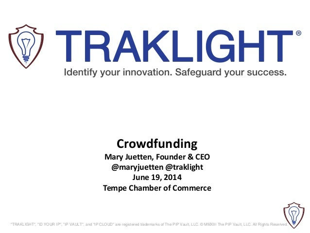 Crowdfunding Tempe Chamber