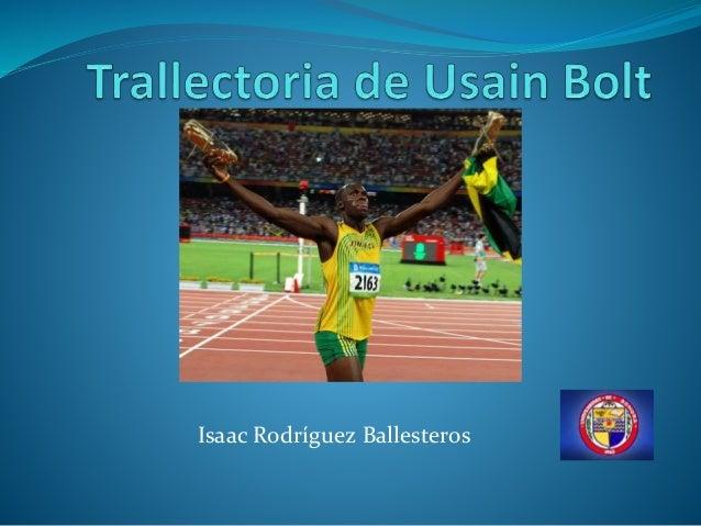 Isaac Rodríguez Ballesteros