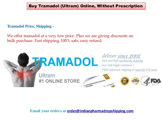 How to get tramadol online