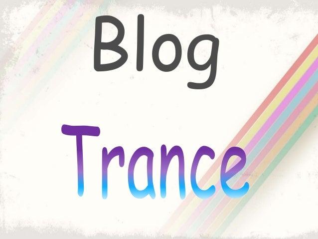 Trance Presentacion