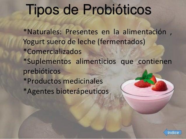 Alimentos Trangénicos, Funcionales prebióticos y probióticos