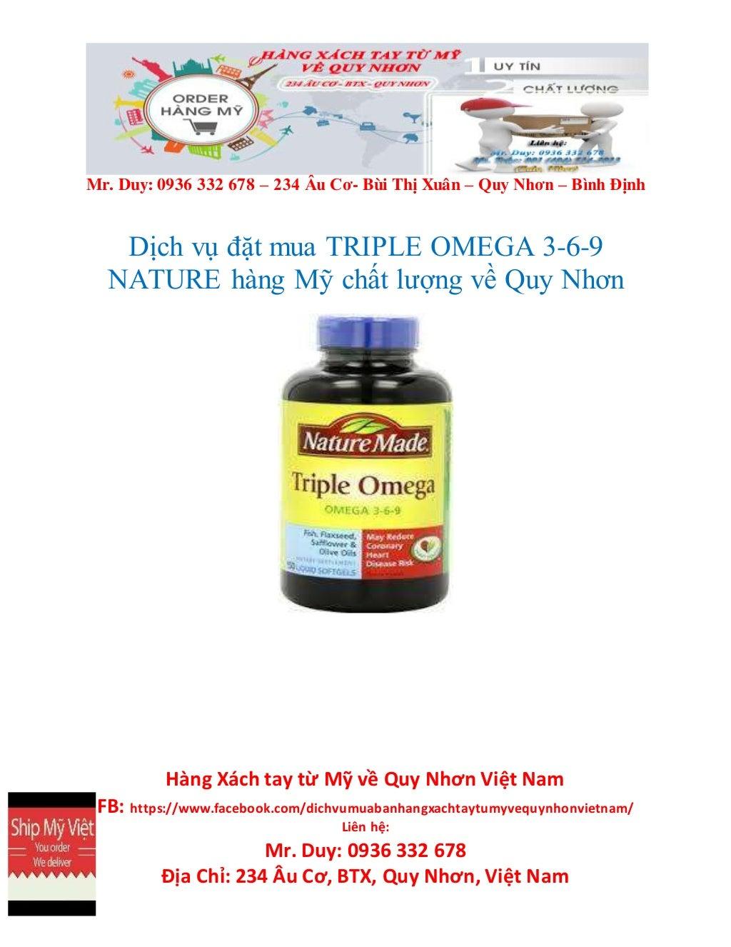 Dịch vụ đặt thực phẩm chức năng xách tay về Quy Nhơn uy tín - Magazine cover