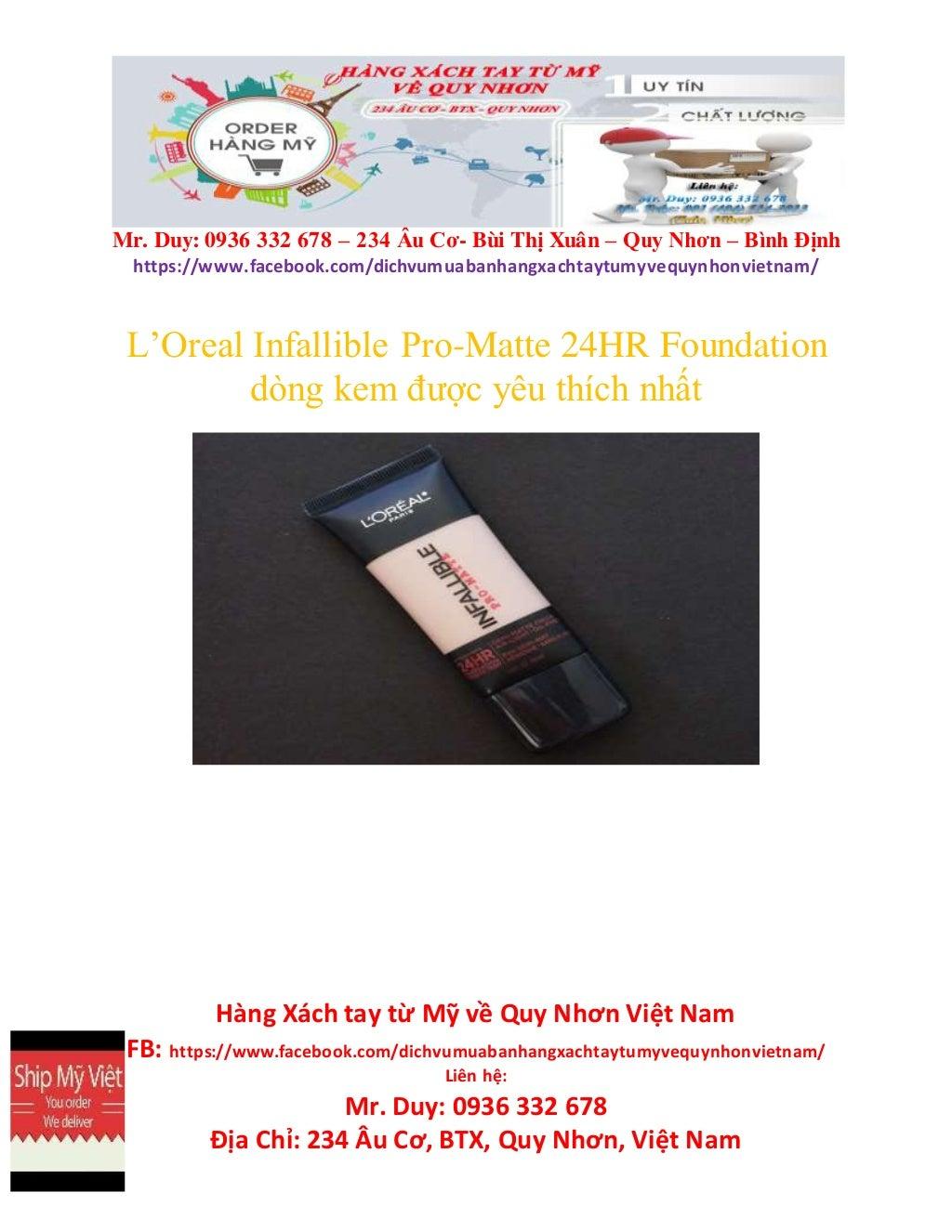 Dịch vụ order mỹ phẩm xách tay về Quy Nhơn bảo đảm - Magazine cover