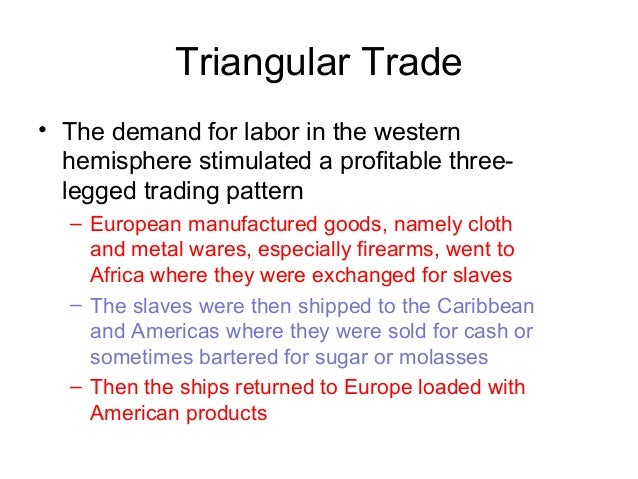 trans atlantic slave trade essays Thesis: while it occurred centuries ago, the transatlantic slave trade the cultural, social economic and educational status of the african americans ever s.