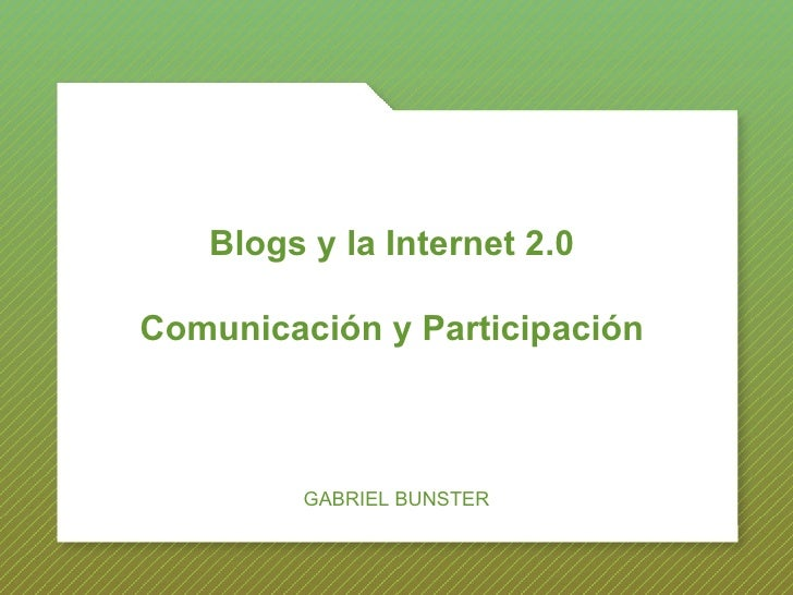 Transbank Taller de Blogs Concepción