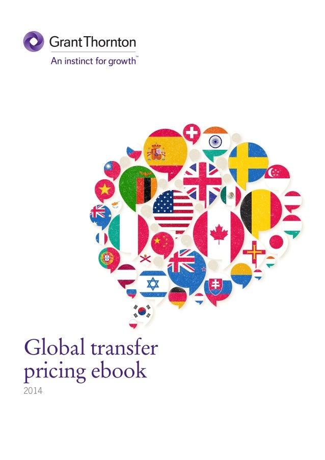 Global transfer pricing ebook 2014