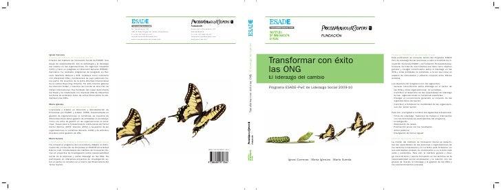 Transformar con exito las ONG