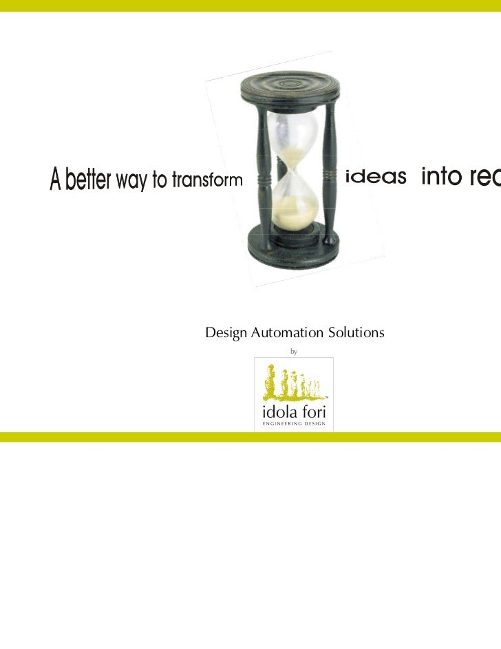 Design Automation Solutions            by